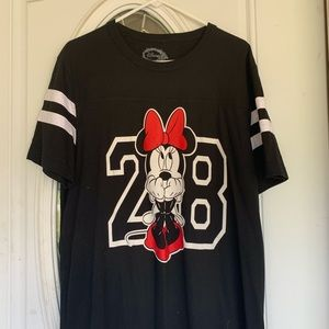 Minnie Mouse jersey tee